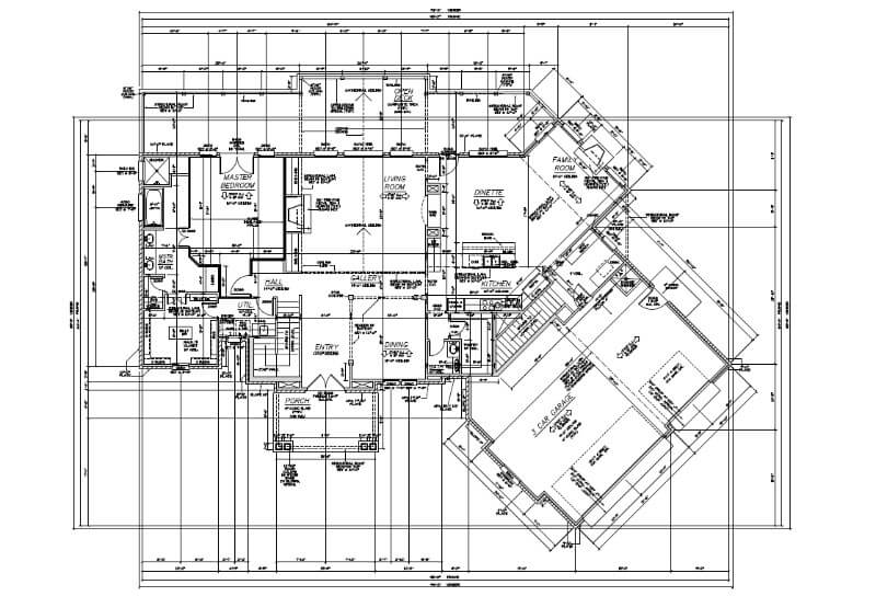 New Home House Plans